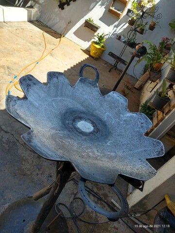 Disco arado alça de madeira - Foto 4