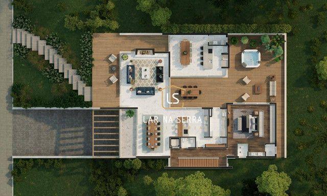 Casa com 3 dormitórios à venda, 430 m² por R$ 3.200.000,00 - Altos Pinheiros - Canela/RS - Foto 3