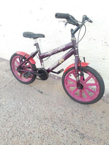 Bicicleta aro 16feminina nois entregar  - Foto 2