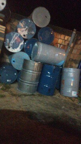 Tambores de 200 litros  - Foto 2