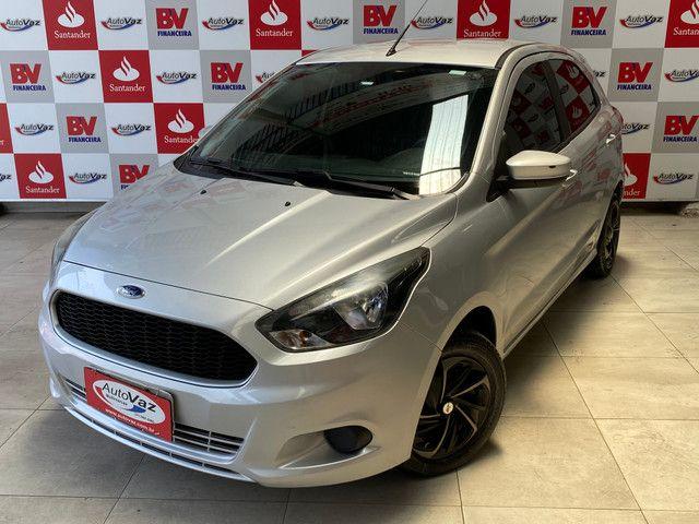 Ford Ka 1.0 SE Plus (Flex) - Foto 4