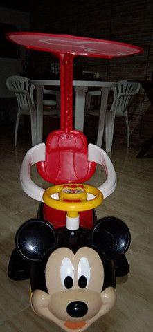 Carrinho de passeio infantil Mickey - Foto 2