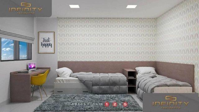 Apartamento Impecável, 3 Quartos Grandes, Sala Ampla, Lavabo e 2 Vagas - Foto 4