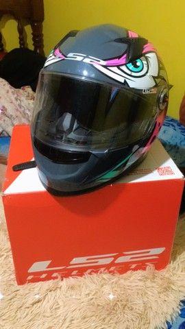 Vende se capacete ls2