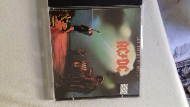 Acdc - let there be rock