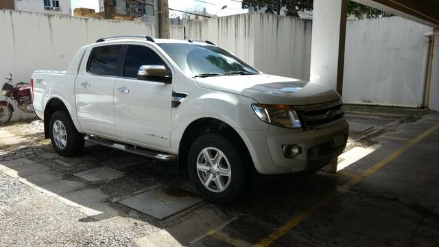 ford ranger limited 3 2 diesel 4x4 2015 carros boa viagem recife olx. Black Bedroom Furniture Sets. Home Design Ideas