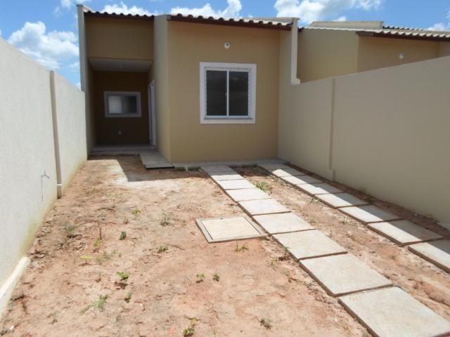 Últimas unidades de Casas Novas no bairro jarí em Maracanaú. Entrada Facilitada