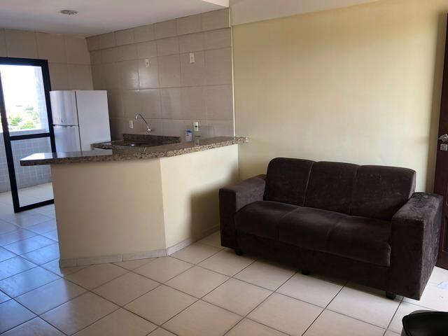 Apartamento mobiliado Ponta Negra