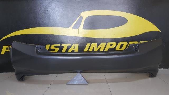 Parachoque Traseiro Honda City 2012 2013 2014 ( Novo )