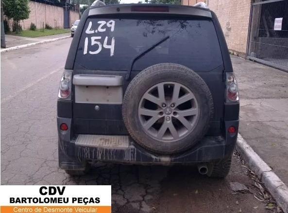 Peças Sucata Pajero Tr4 2012 - Foto 3