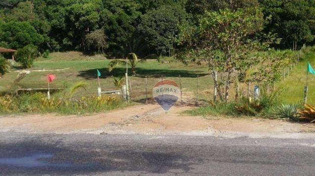 Terreno residencial à venda, praia de mogiquiçaba, belmonte. - Foto 7