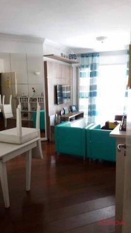 Apartamento com 3 dormitórios à venda, 90 m² por r$ 390.000 - jardim aquarius - são josé d - Foto 4
