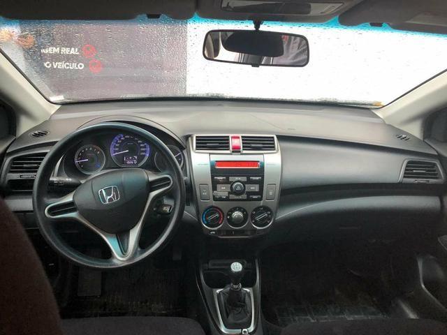Honda City Lx Manual Flamarion * - Foto 5
