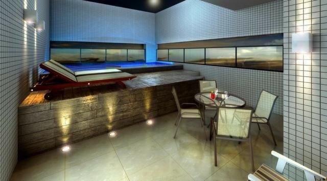 Lançamento no Farol de 2 e 3 quartos, 2 suítes, 80m², 2 vagas, área de lazer , só 274 mil! - Foto 6