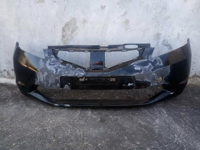 Parachoque honda fit 2009 2010 2011 2012