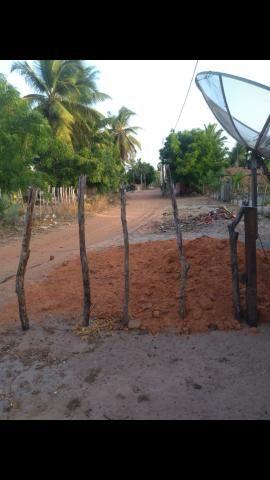 Terreno em Barra Grande com casa