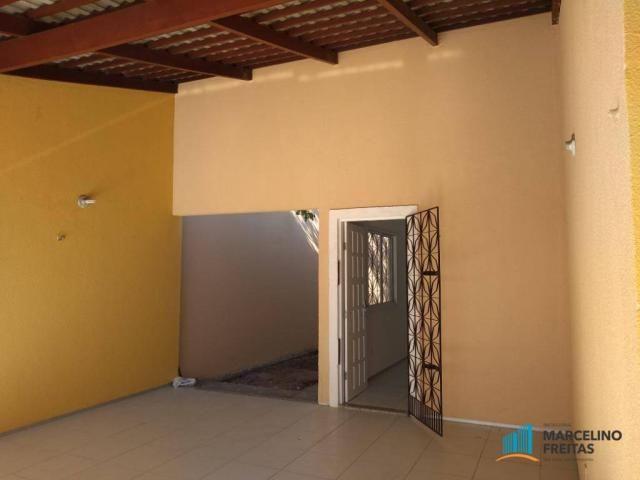 Casa com 3 dormitórios para alugar, 120 m² por r$ 1.239,00/mês - tamatanduba - eusébio/ce - Foto 6
