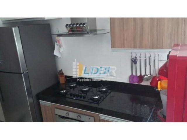 Apartamento à venda com 3 dormitórios em Lagoinha, Uberlândia cod:17876 - Foto 19