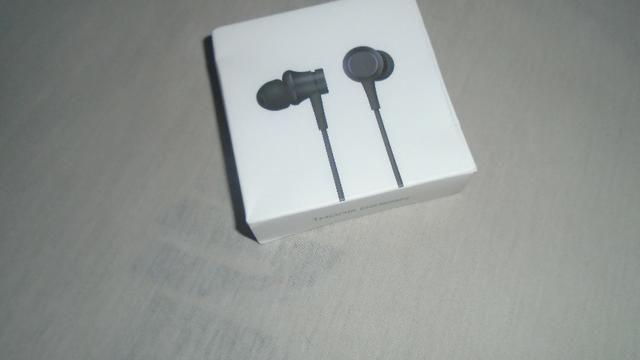 Fone xiaomi piston 3 in ear com fio