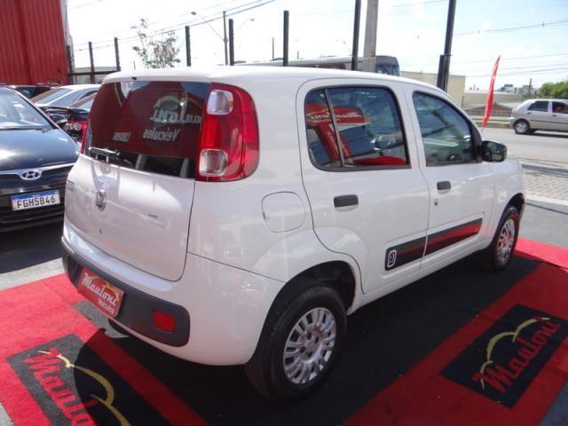 FIAT UNO VIVACE 1.0 8V FLEX 4P MEC. - Foto 7
