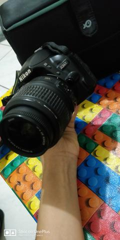 Câmera Nikon D3100 - Foto 3