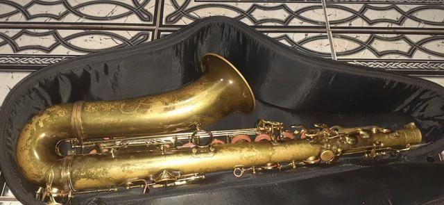 Vendo sax tenor - Foto 4