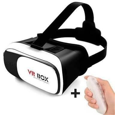 VR Box + Controle (jogos)