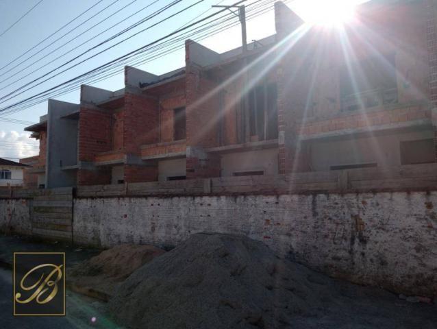 Sobrado com 2 dormitórios à venda, 66 m² por R$ 190.000 - Jardim Iririú - Joinville/SC - Foto 6