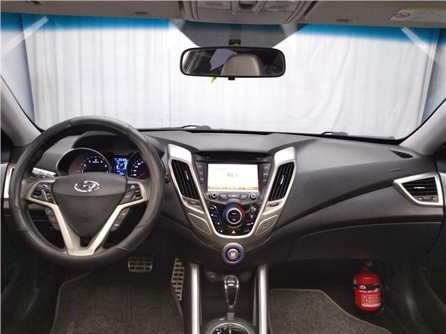 Hyundai Veloster 1.6 16v gasolina 3p automático - Foto 12