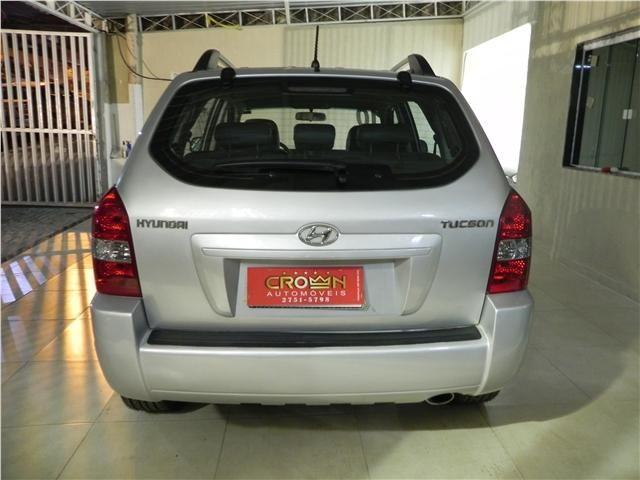Hyundai Tucson 2.0 mpfi gl 16v 142cv 2wd gasolina 4p manual - Foto 5