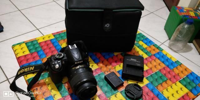 Câmera Nikon D3100 - Foto 4
