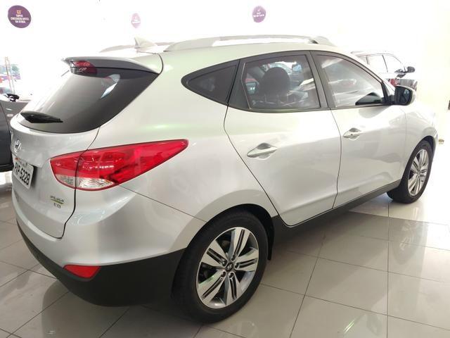 Hyundai ix35 2.0L 16v GLS (Flex) (Aut) 2016 Blindado - Foto 4
