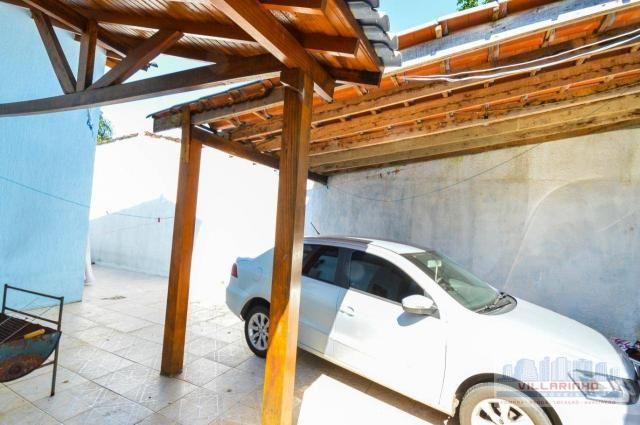 Villarinho vende casa com 3 dormitórios, 1 suíte,124 m² aréa const- terreno 300m² -600.000 - Foto 20