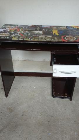 Mesa de computador mais cadeira - Foto 3