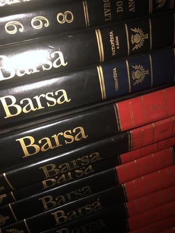 Coleção da Barsa