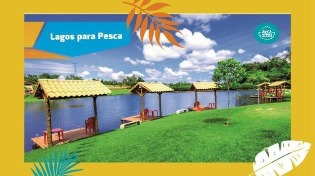 Chácaras em condomínio fechado - Terra Santa - Aqua Parque - Foto 17