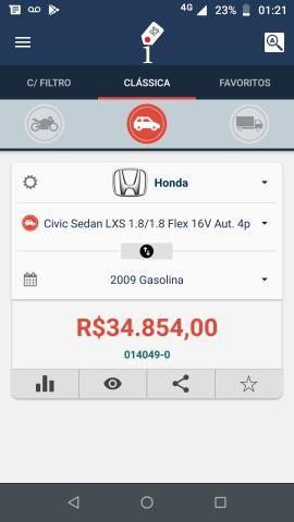 Honda Civic LXS 09/09 - Foto 11