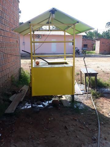 Vendo um carrinho de lanche - Foto 2