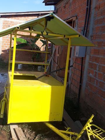 Vendo um carrinho de lanche - Foto 3