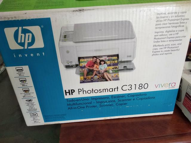 Impressora Multifuncional C3180 - Foto 2