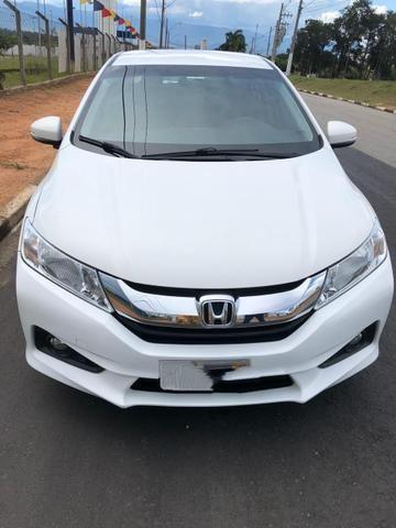 Honda City EX automático 2015/2015