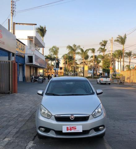 FIAT GRAND SIENA 2013/2014 1.6 MPI ESSENCE 16V FLEX 4P MANUAL