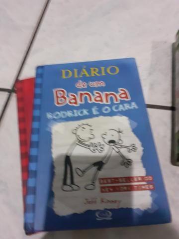 Livros diário de um banana capa dura - Foto 4