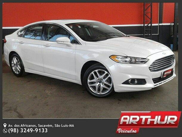Ford Fusion 2.5 AT Arthur Veiculos