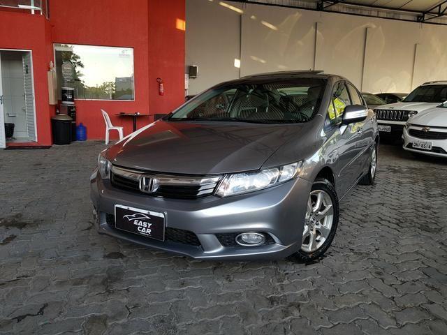 Honda Civic 2012 EXS C/Teto automático