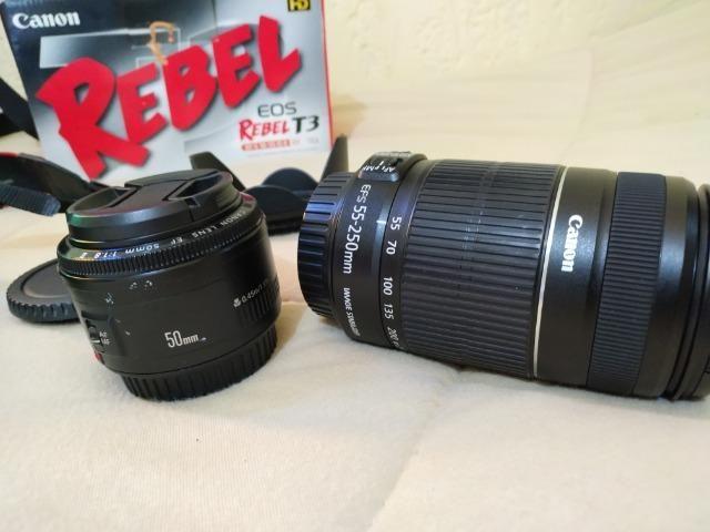 Camera dslr Canon t3 - Foto 3