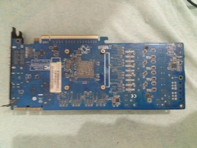 Placa de vídeo Radeon 5870 1GB ddr5 roda Dota, LoL, Fortnite, Fifa - Foto 3