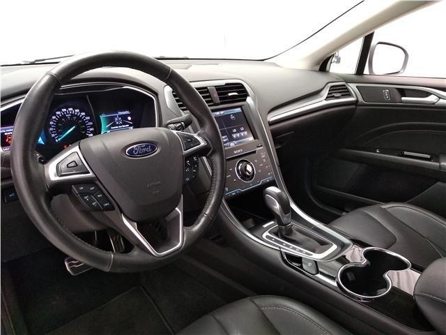 Ford Fusion 2.0 titanium fwd 16v gasolina 4p automático - Foto 8