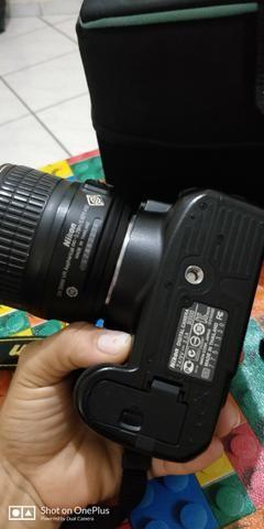 Câmera Nikon D3100 - Foto 2