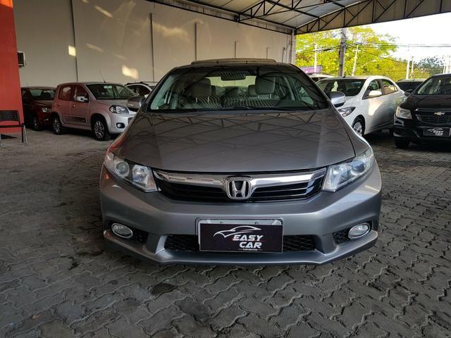 Honda Civic 2012 EXS C/Teto automático - Foto 5
